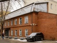 Даниловский район, Кожевнический 2-й переулок, дом 7 к.1. офисное здание