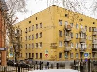 Даниловский район, Кожевнический 2-й переулок, дом 10/11. многоквартирный дом