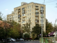 Danilovsky district,  , 房屋 6. 公寓楼