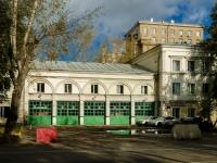 Даниловский район, проезд Павелецкий 3-й, дом 2. пожарная часть №6