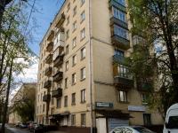 Даниловский район, проезд Павелецкий 3-й, дом 5 с.1. многоквартирный дом