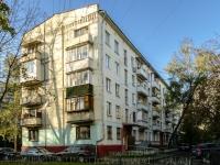 Даниловский район, проезд Павелецкий 3-й, дом 6 к.Б. многоквартирный дом