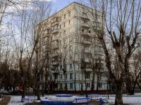 Даниловский район, проезд Павелецкий 3-й, дом 6 к.Г. многоквартирный дом