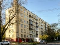 Даниловский район, проезд Павелецкий 3-й, дом 7 к.1. многоквартирный дом