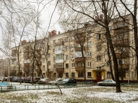 Даниловский район, проезд Павелецкий 3-й, дом 7 к.2. многоквартирный дом