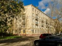 Даниловский район, проезд Павелецкий 3-й, дом 7 к.3. многоквартирный дом