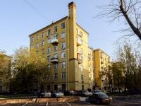 Даниловский район, проезд Павелецкий 3-й, дом 7 к.4. многоквартирный дом