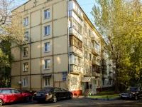 Даниловский район, проезд Павелецкий 3-й, дом 9А. многоквартирный дом