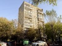 Даниловский район, проезд Павелецкий 3-й, дом 11А. многоквартирный дом