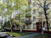 Даниловский район, проезд Павелецкий 3-й, дом 11 с.1. многоквартирный дом