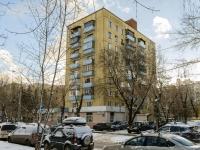 Даниловский район, улица Рощинская 3-я, дом 5. многоквартирный дом