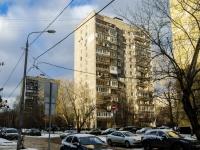Даниловский район, улица Рощинская 3-я, дом 12/18. многоквартирный дом