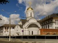 Даниловский район, улица Даниловский Вал. храм