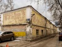 ,  , house 14 к.6. 未使用建筑