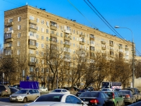 Danilovsky district,  , house 13/17К1. Apartment house