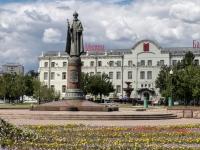 Подольское шоссе. памятник Даниилу Московскому