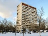 Даниловский район, Духовской переулок, дом 10. многоквартирный дом