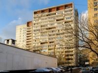 Даниловский район, Духовской переулок, дом 12А. многоквартирный дом