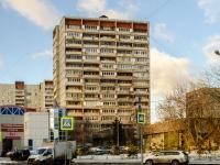 Даниловский район, Духовской переулок, дом 14. многоквартирный дом