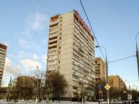 Даниловский район, Духовской переулок, дом 16. многоквартирный дом