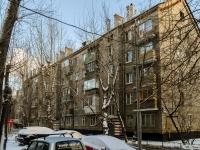 Даниловский район, Духовской переулок, дом 20Б. многоквартирный дом