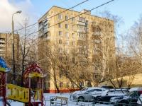 Даниловский район, Духовской переулок, дом 20 к.2. многоквартирный дом