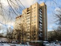 Даниловский район, Духовской переулок, дом 22А. многоквартирный дом