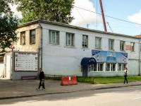 Даниловский район, проезд Жуков, дом 8 с.3. офисное здание