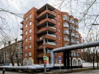 Даниловский район, улица Татищева, дом 2. офисное здание