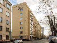 Даниловский район, улица Татищева, дом 3. многоквартирный дом