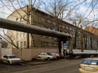 Даниловский район, улица Татищева, дом 4. офисное здание