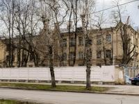 Даниловский район, улица Татищева, дом 4 с.2. офисное здание