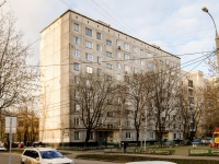 Даниловский район, улица Татищева, дом 5. многоквартирный дом