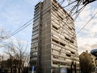 Даниловский район, улица Татищева, дом 13. многоквартирный дом