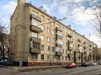 Даниловский район, улица Татищева, дом 15. многоквартирный дом