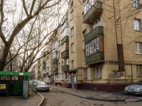 Даниловский район, Татищева ул, дом 15