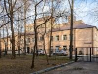 Даниловский район, улица Татищева, дом 15 к.1. офисное здание