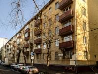 Даниловский район, улица Татищева, дом 17. многоквартирный дом