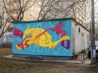 Даниловский район, улица Татищева, дом 17 с.2. хозяйственный корпус