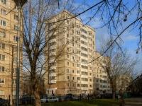 Danilovsky district,  , house 1. Apartment house