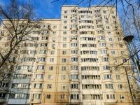 Danilovsky district,  , house 1 к.1. Apartment house