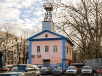Danilovsky district,  , house 5 к.2. service building