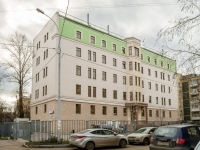 Danilovsky district,  , house 18 к.2. office building
