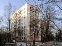 Даниловский район, улица Павла Андреева, дом 3. многоквартирный дом