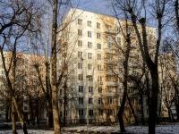 Даниловский район, улица Павла Андреева, дом 5. многоквартирный дом