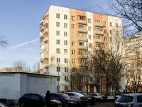 Даниловский район, улица Павла Андреева, дом 7. многоквартирный дом