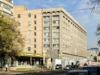 Даниловский район, улица Павла Андреева, дом 27 с.7. офисное здание