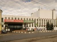 Danilovsky district,  , house 6. multi-purpose building