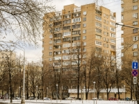 Danilovsky district,  , house 21. Apartment house