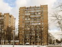 Danilovsky district,  , house 23. Apartment house